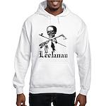 LeelanauPirate.Com Mens Hooded Sweatshirt