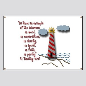 Lighthouse Quotes | Lighthouse Quotes Banners Cafepress
