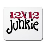 12x12 Junkie Mousepad