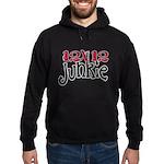 12x12 Junkie Hoodie (dark)