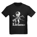 Leelanau Pirate Kid's - Kids Dark T-Shirt