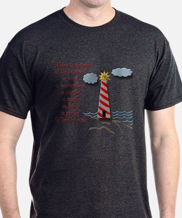Lighthouse Example T-Shirt