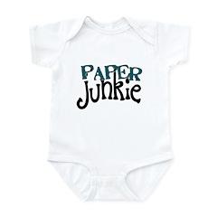 Paper Junkie Infant Bodysuit