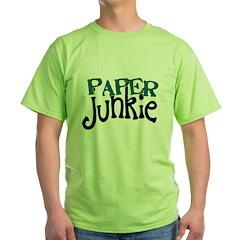 Paper Junkie T-Shirt