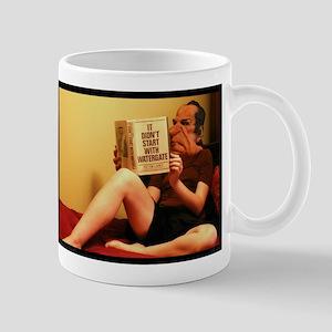Where Did it Start? Mug