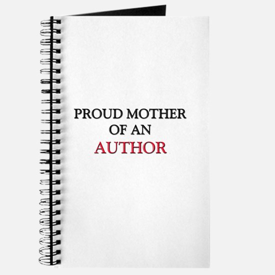 Proud Mother Of An AUTHOR Journal