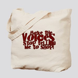 Make the Voices Tote Bag