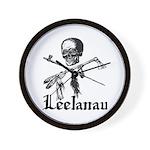 Leelanau Pirate - Wall Clock