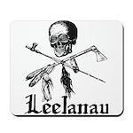 Leelanau Pirate - Mousepad