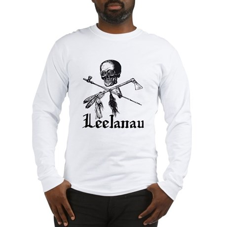 Leelanau Pirate - Long Sleeve T-Shirt