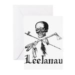 Leelanau Pirate - Greeting Cards (Pk of 10)