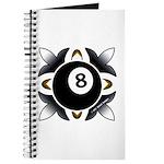 8 Ball Deco Journal