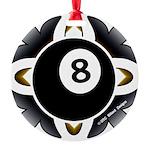 8 Ball Deco Ornament