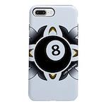 8 Ball Deco iPhone 8/7 Plus Tough Case