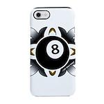 8 Ball Deco iPhone 8/7 Tough Case