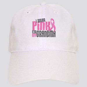 I Wear Pink For My Grandma 6.2 Cap