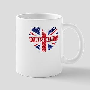 West Ham Gift, West Ham London, West Ham Brit Mugs