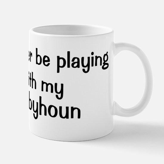 Be with my Stabyhoun Mug