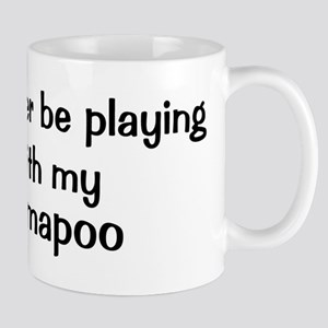 Be with my Pomapoo Mug