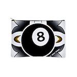 8 Ball Deco Makeup Bag
