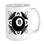 8 Ball Deco Mugs