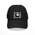 8 Ball Deco Baseball Hat