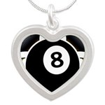 8 Ball Deco Necklaces