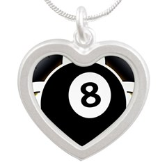 8 Ball Deco Necklaces
