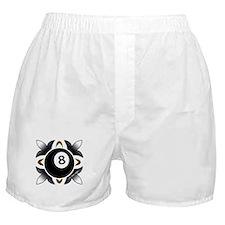 8 Ball Deco Boxer Shorts