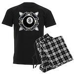 8 Ball Deco Pajamas