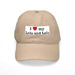 I Love my Lola and Lolo Cap