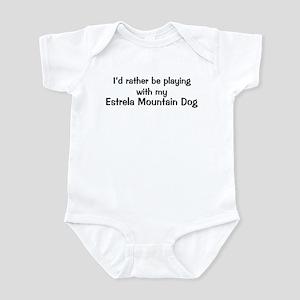 Be with my Estrela Mountain D Infant Bodysuit