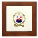 LENORMAND Family Crest Framed Tile
