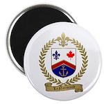 LENORMAND Family Crest Magnet
