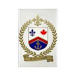 LENORMAND Family Crest Rectangle Magnet (10 pack)
