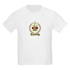 LEONARD Family Crest Kids T-Shirt
