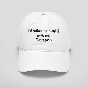 Be with my Cavapoo Cap