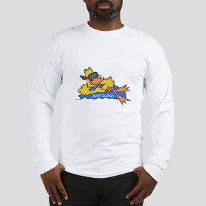 Ducky on a Raft Long Sleeve T-Shirt