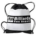 Billiards Cue Repair Drawstring Bag