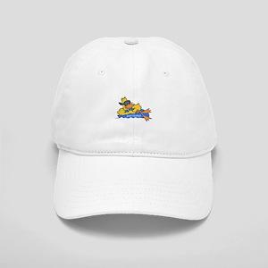 Ducky on a Raft Cap