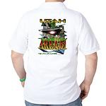 Utah The New Area 51 Golf Shirt