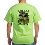 Utah The New Area 51 Green T-Shirt