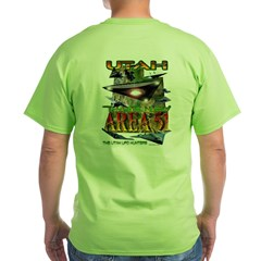 Utah The New Area 51 T-Shirt