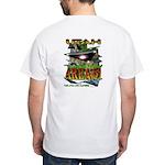 Utah The New Area 51 White T-Shirt