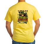 Utah The New Area 51 Yellow T-Shirt
