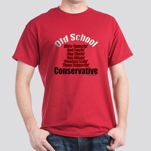 Old School Conservative Dark T-Shirt