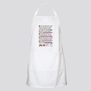 Chaucer's Cook BBQ Apron