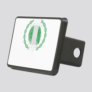 Nigeria Its In My DNA Rectangular Hitch Cover