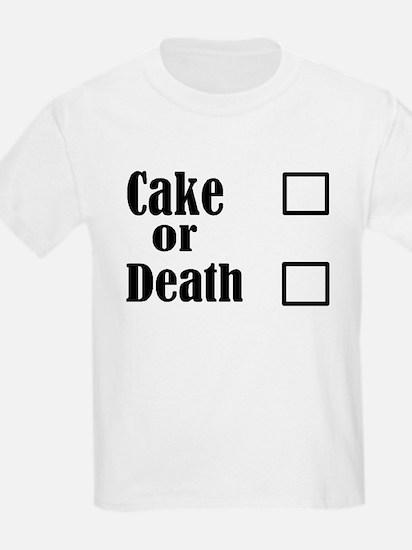 Cute Cake or death T-Shirt