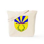 Dragonsspine Tote Bag